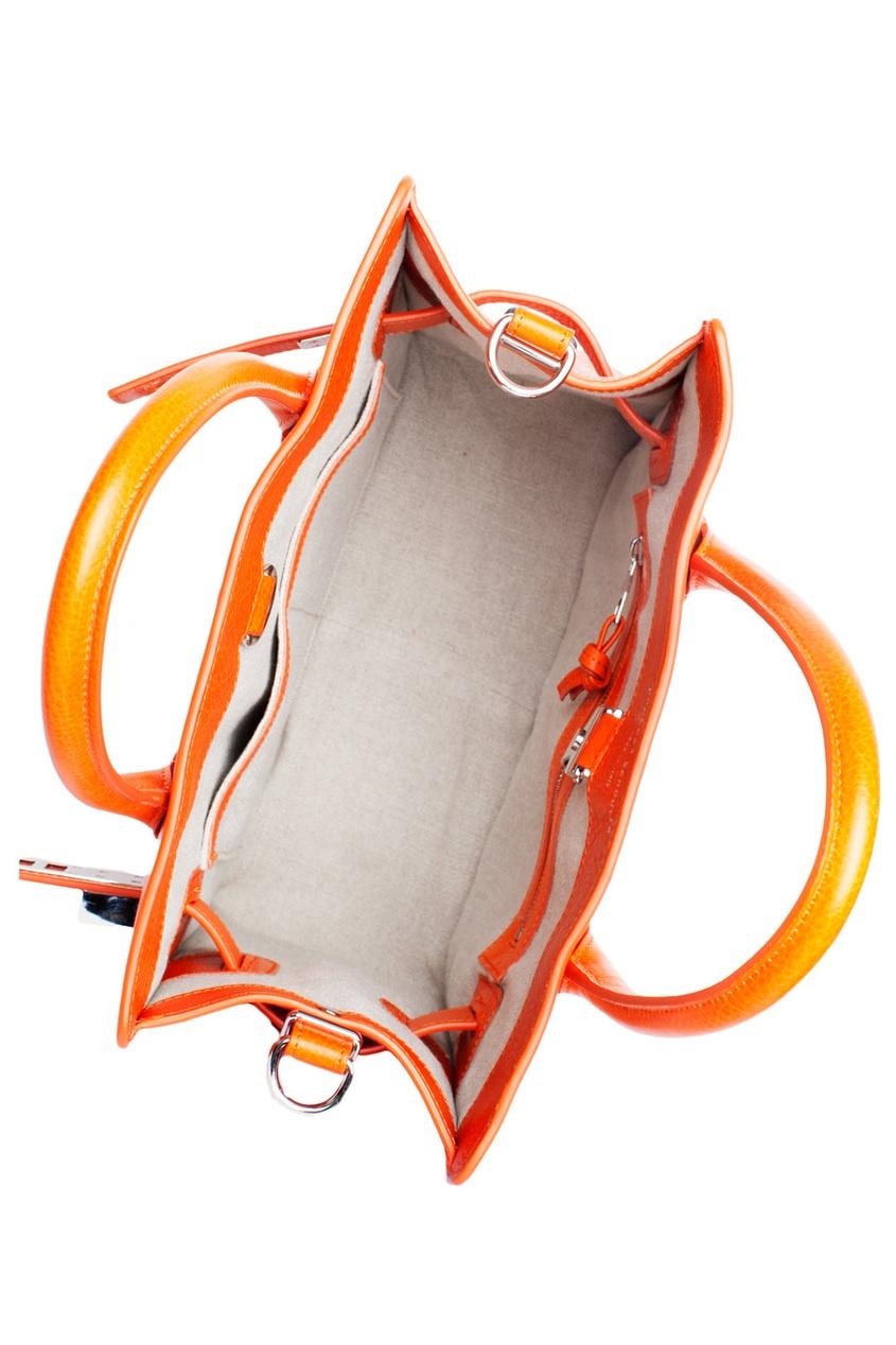 Кожаная сумка PS11