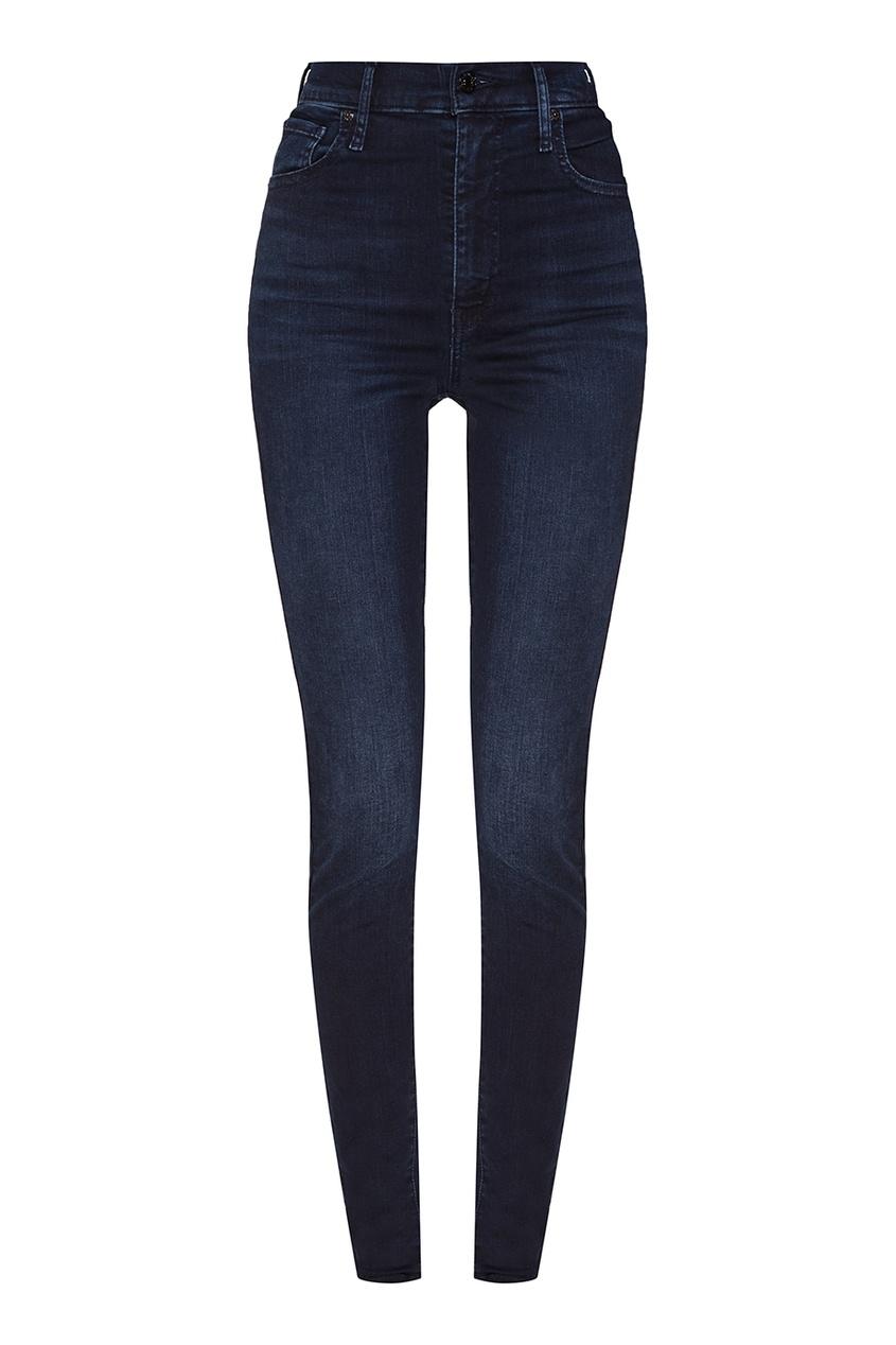 Levi's® Зауженные джинсы с потертостями