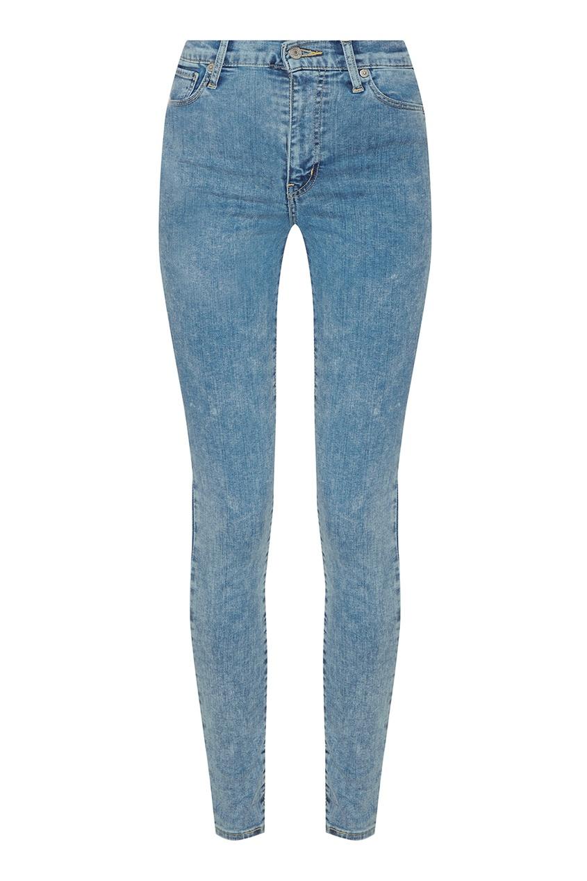 Зауженные джинсы стрейч Levis