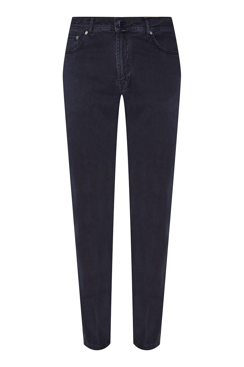 цены KITON Укороченные синие джинсы