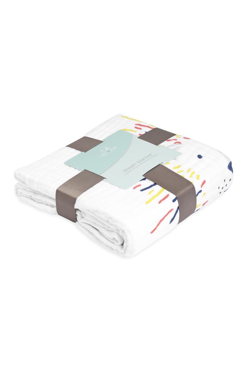 Белое хлопковое одеяло