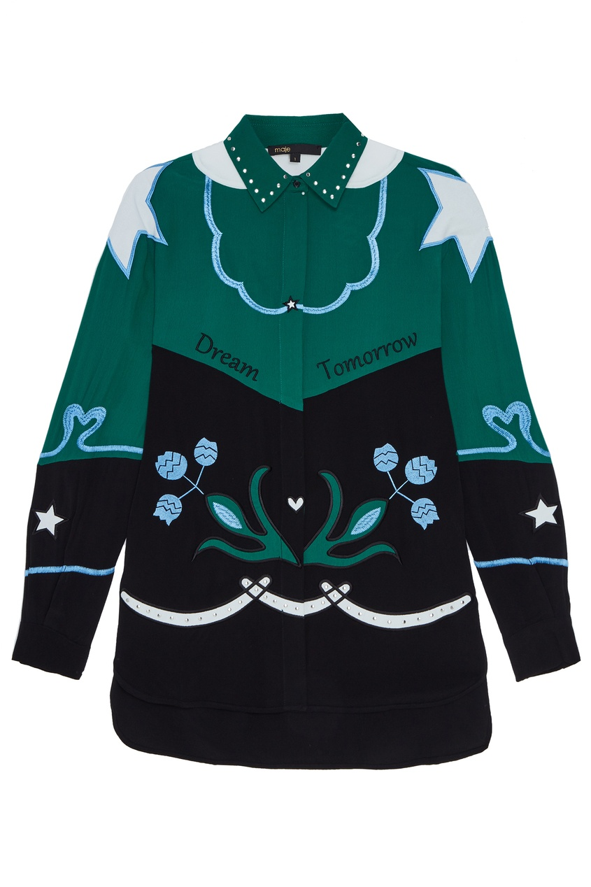 Блузка Maje 10891876 от Aizel