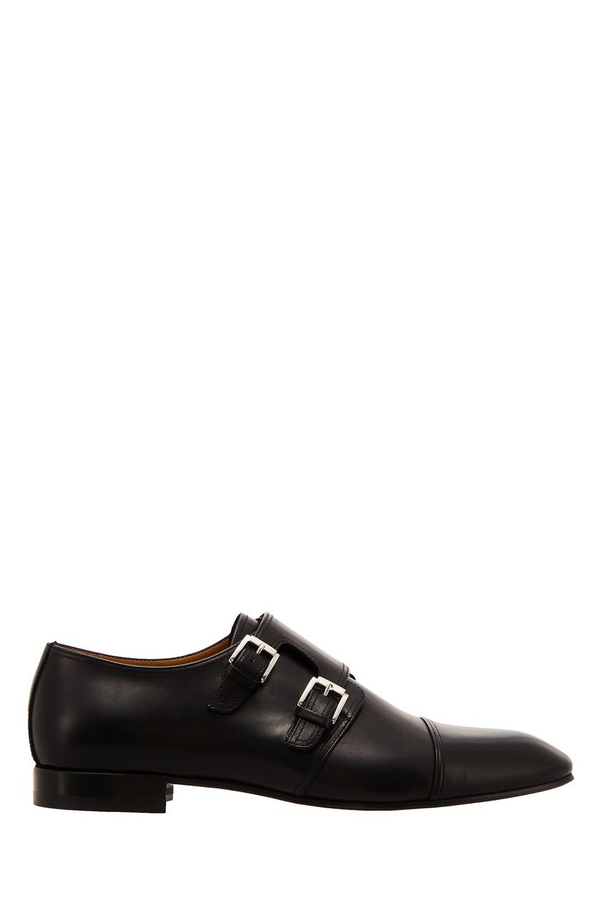 Кожаные туфли Mortimer Christian Louboutin