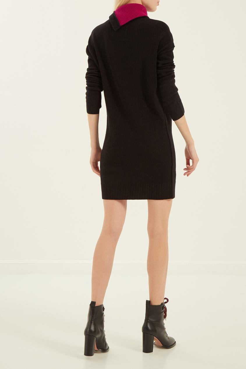 женское платье marc jacobs, черное