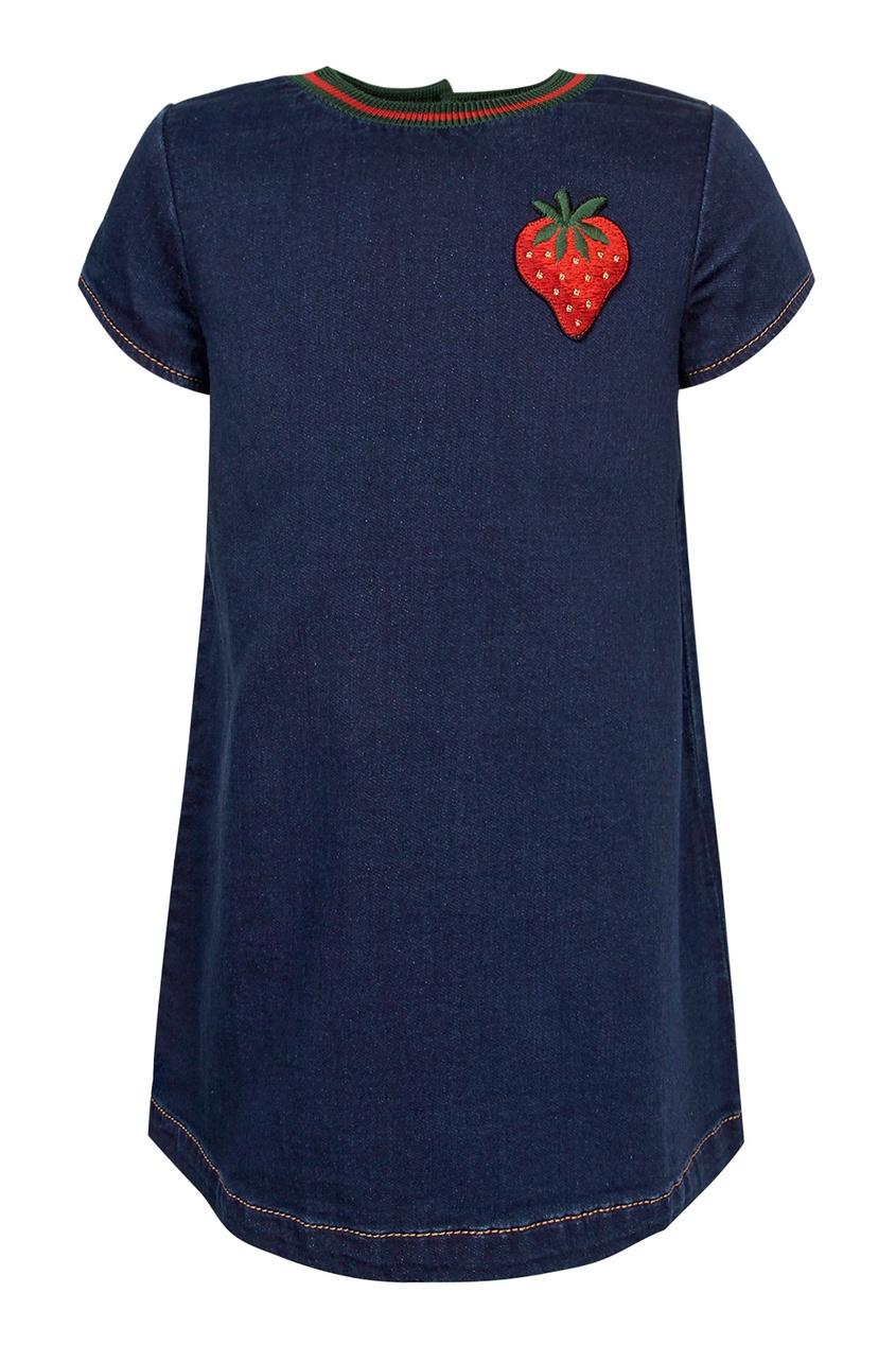 Платье Gucci Kids 15642099 от Aizel