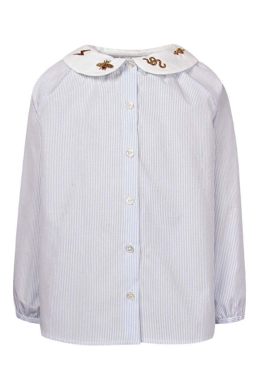 Блузка Gucci Kids 16277862 от Aizel