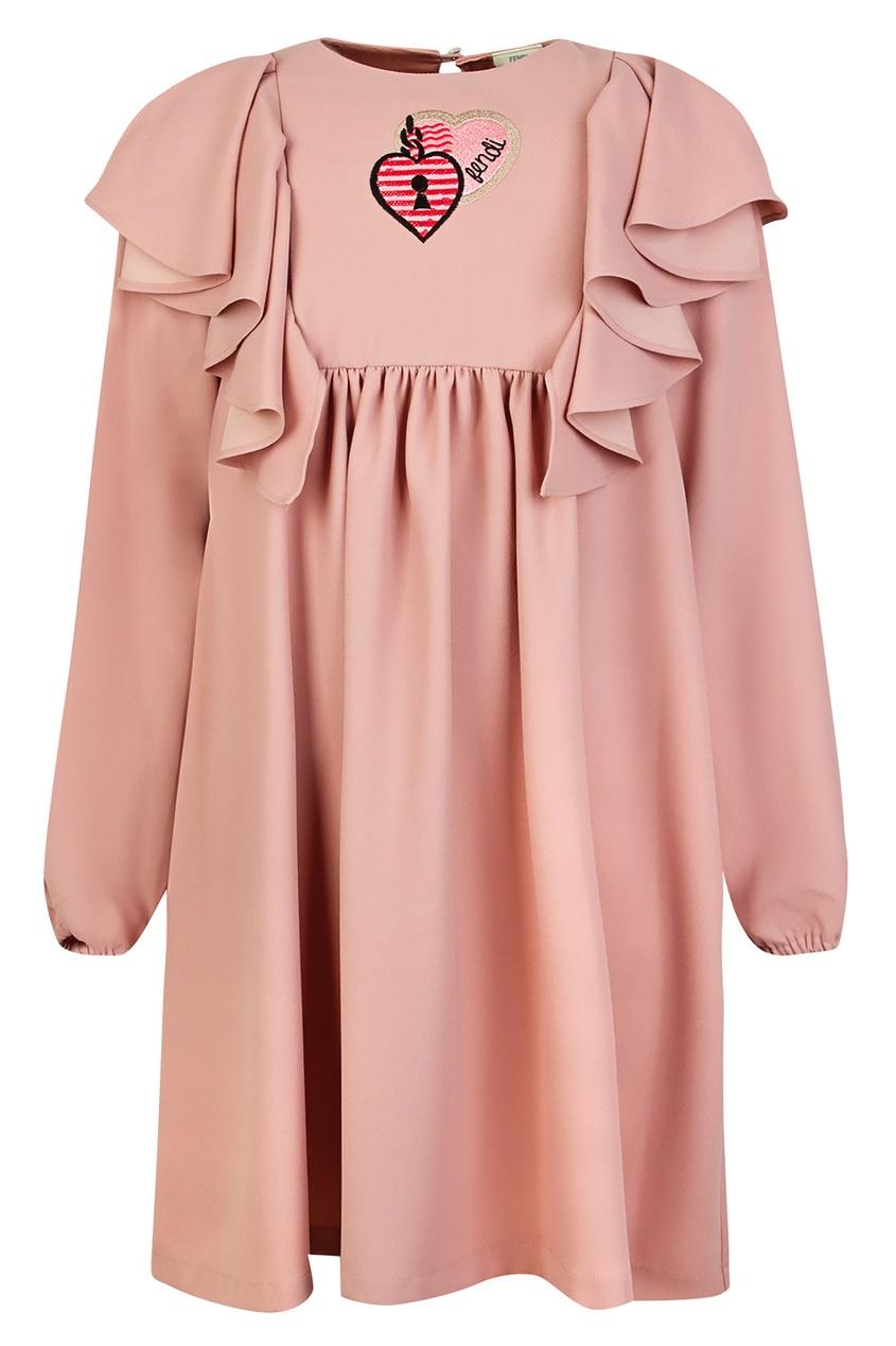 Платье Fendi Kids 15642254 от Aizel