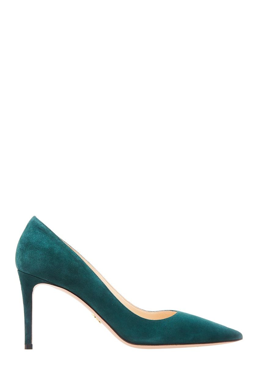 ea58da37db43 Женская обувь PRADA купить в интернет-магазине Buduvmode ...