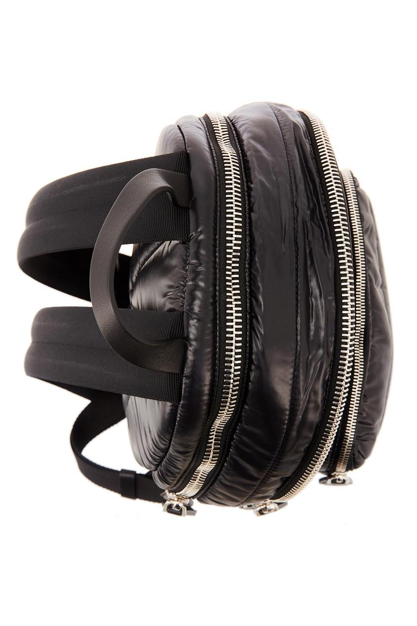 женский рюкзак moncler, черный