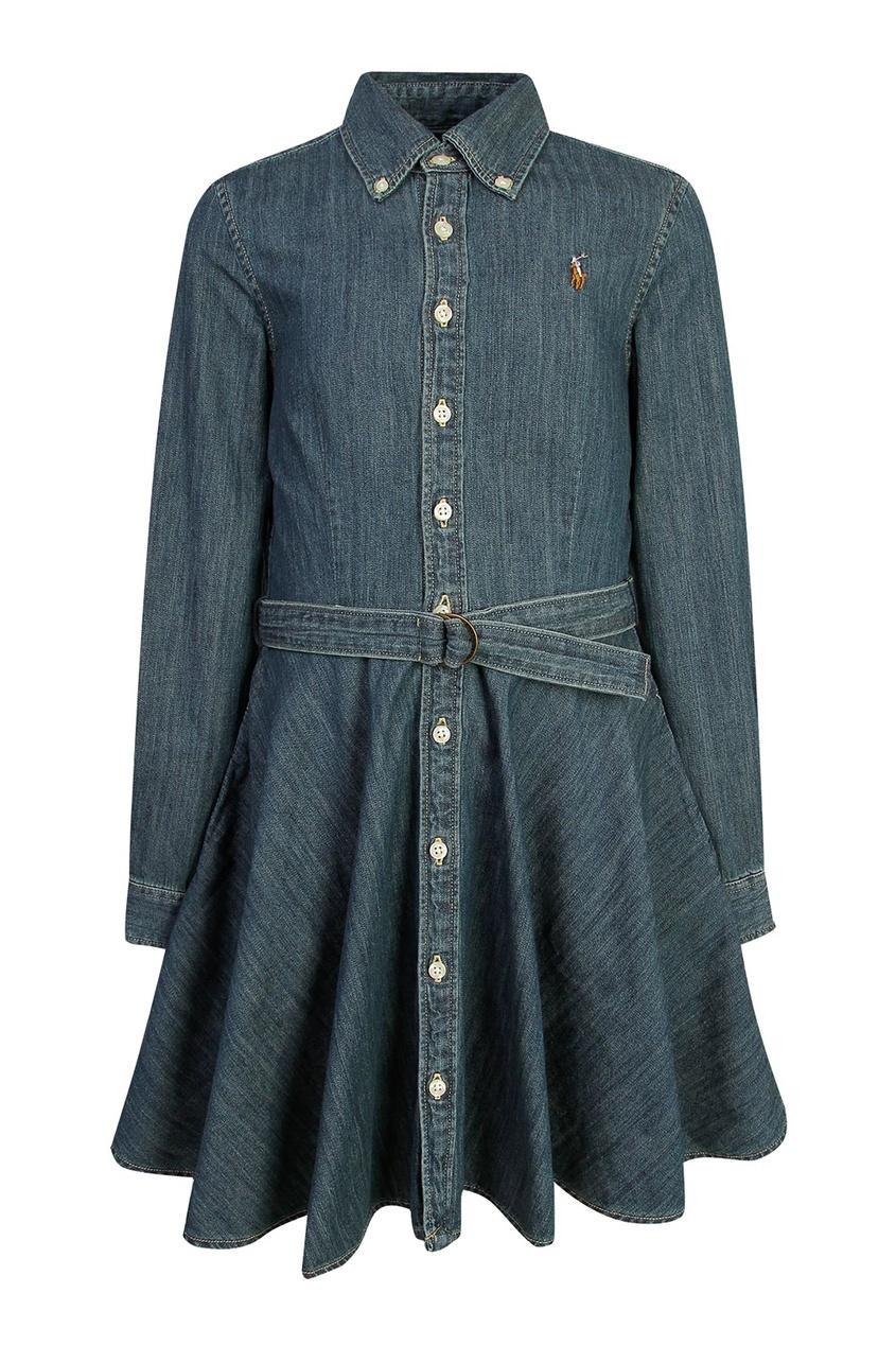 Платье Ralph Lauren Kids 15642683 от Aizel
