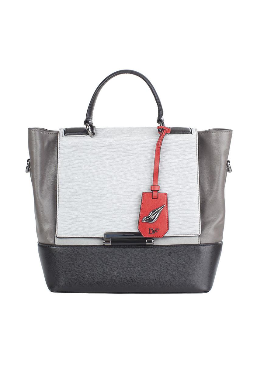 Кожаная сумка Top