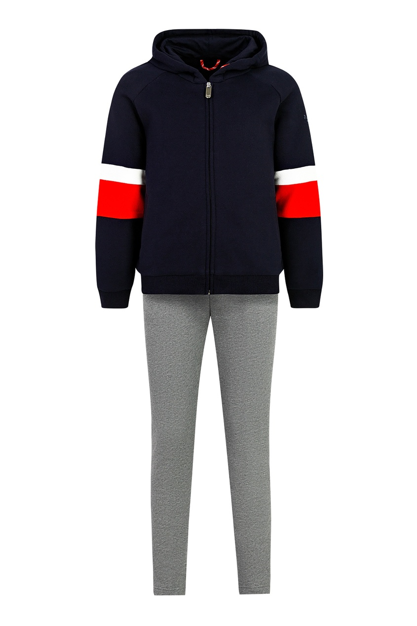 Комплект из худи, лонгслива и брюк IL Gufo