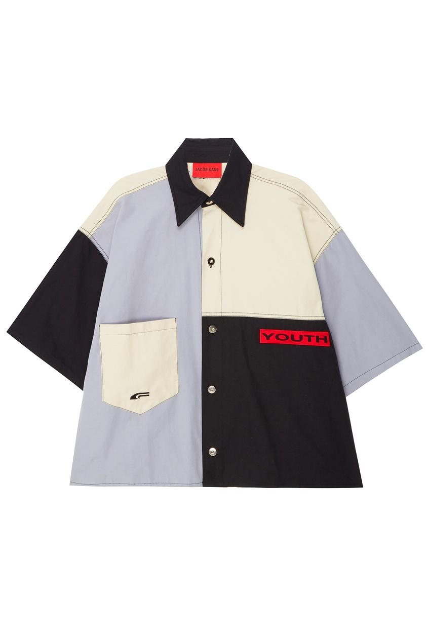 Рубашка Jacob Kane 11535960 от Aizel