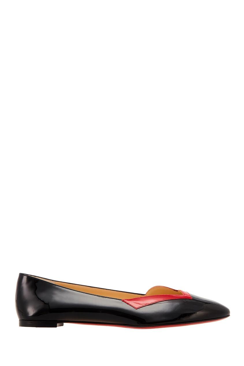 Лакированные туфли Love Christian Louboutin