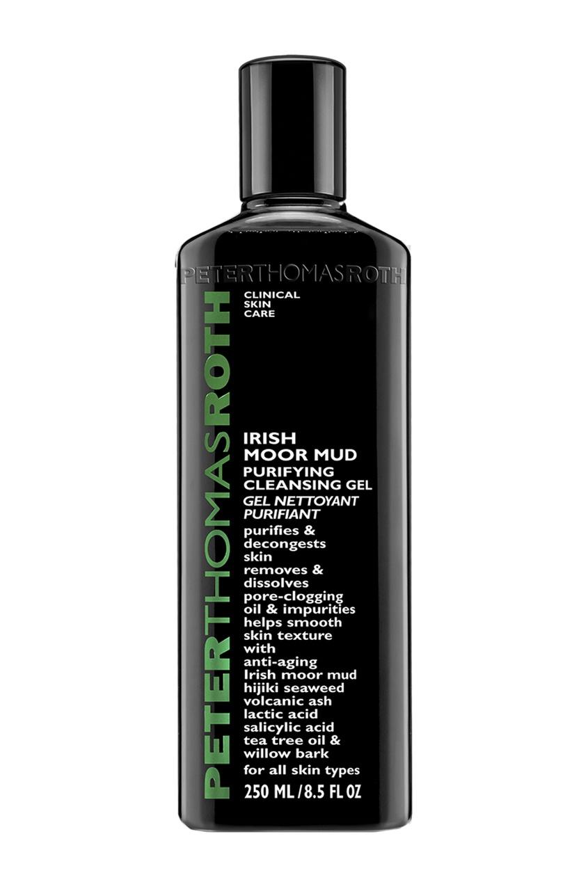 Очищающий гель для лица IRISH MOOR MUD 250 ml.