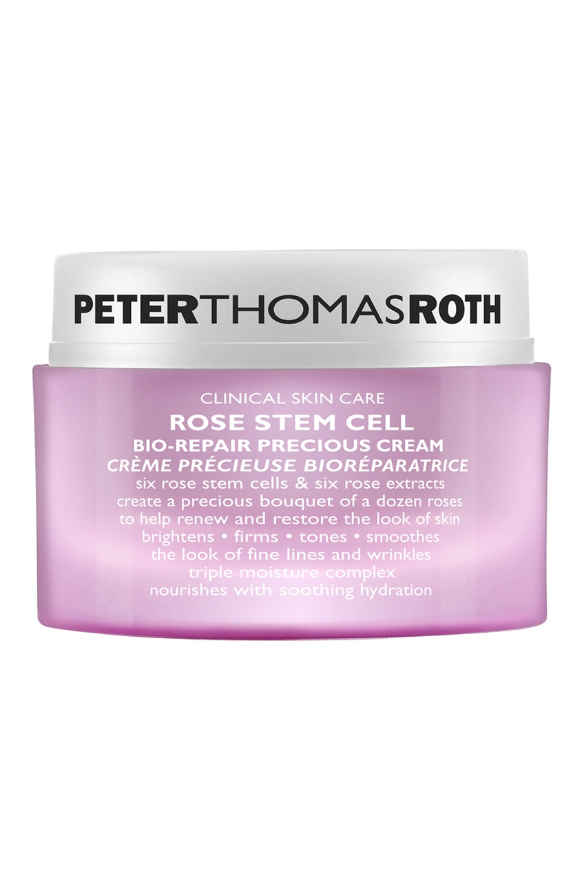 Биовосстанавливающий крем для лица ROSE STEM CELL 50 ml.