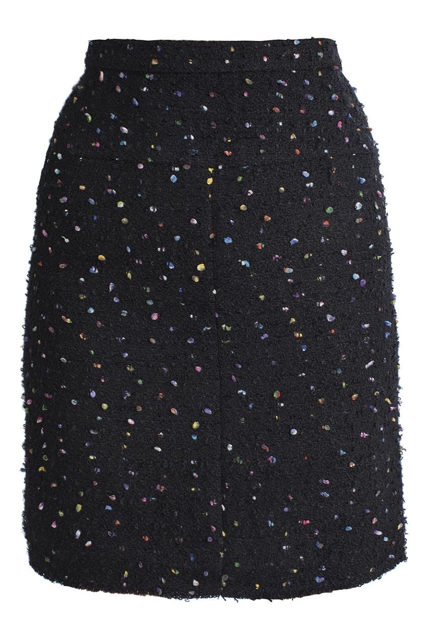 Твидовая юбка (80-е гг.)
