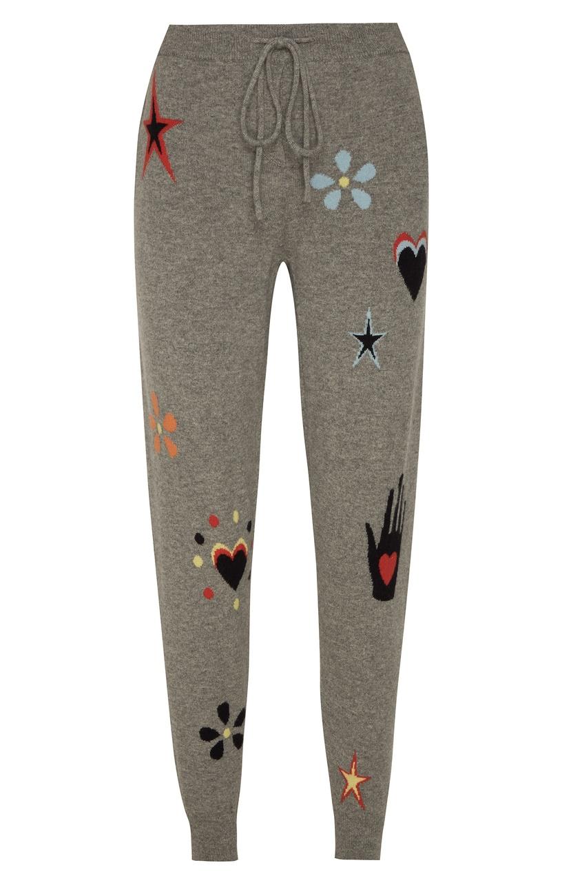 женские спортивные брюки chinti and parker, серые