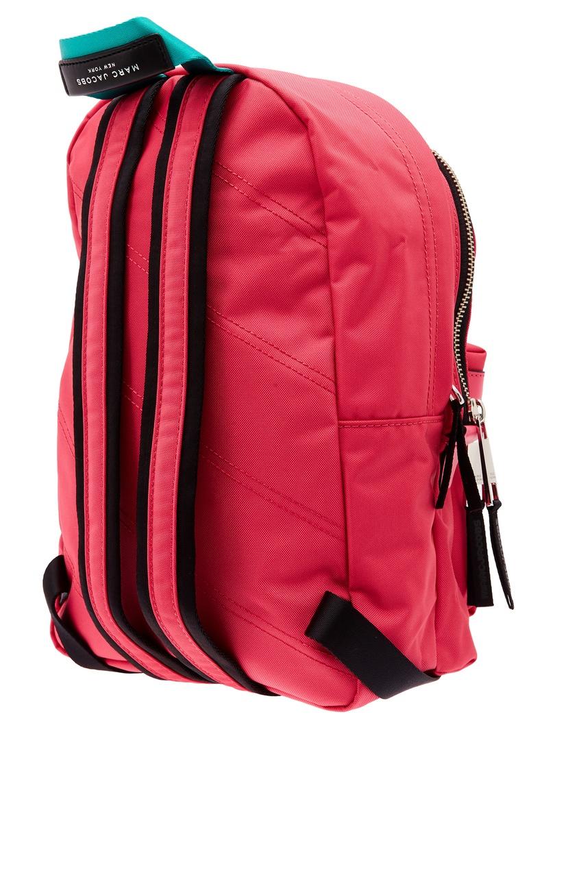 женский рюкзак marc jacobs, розовый
