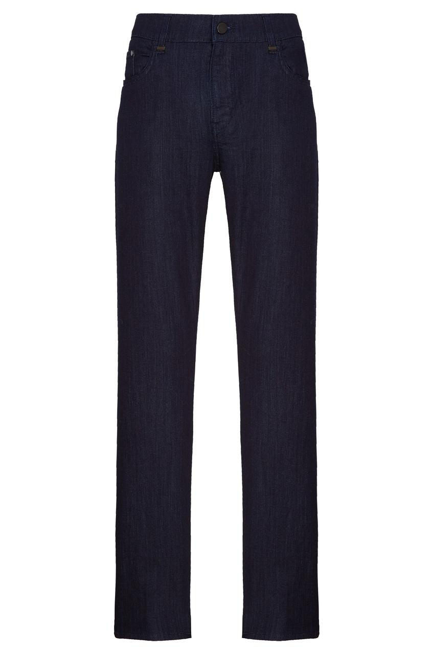 мужские джинсы boss, синие