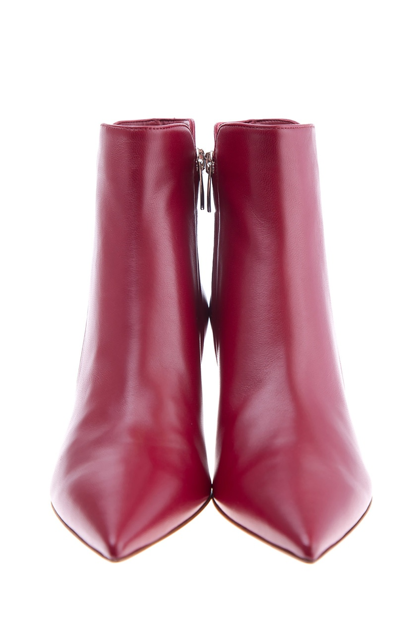женские ботильоны gianvito rossi, красные