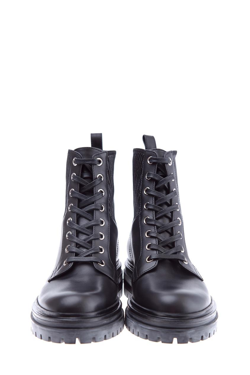 женские ботинки gianvito rossi, черные