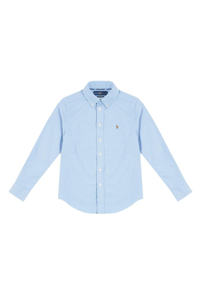 Купить со скидкой Голубая рубашка