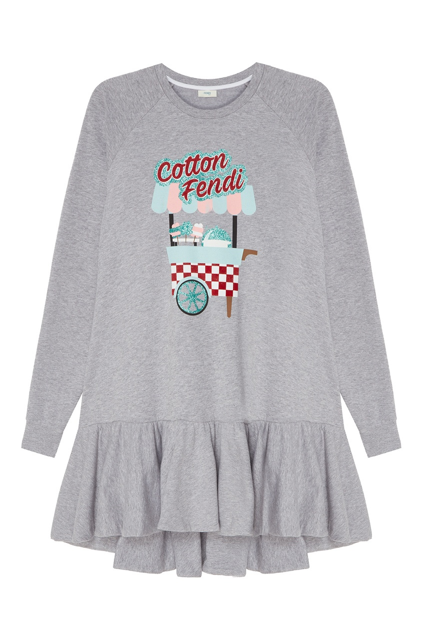 Платье Fendi Kids 15660015 от Aizel