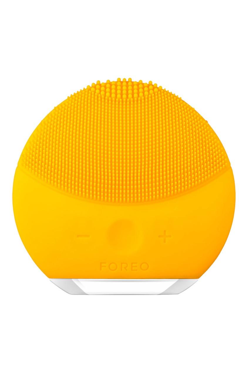 Прибор для массажа и очищения кожи лица LUNA MINI 2 Sunflower Yellow Foreo