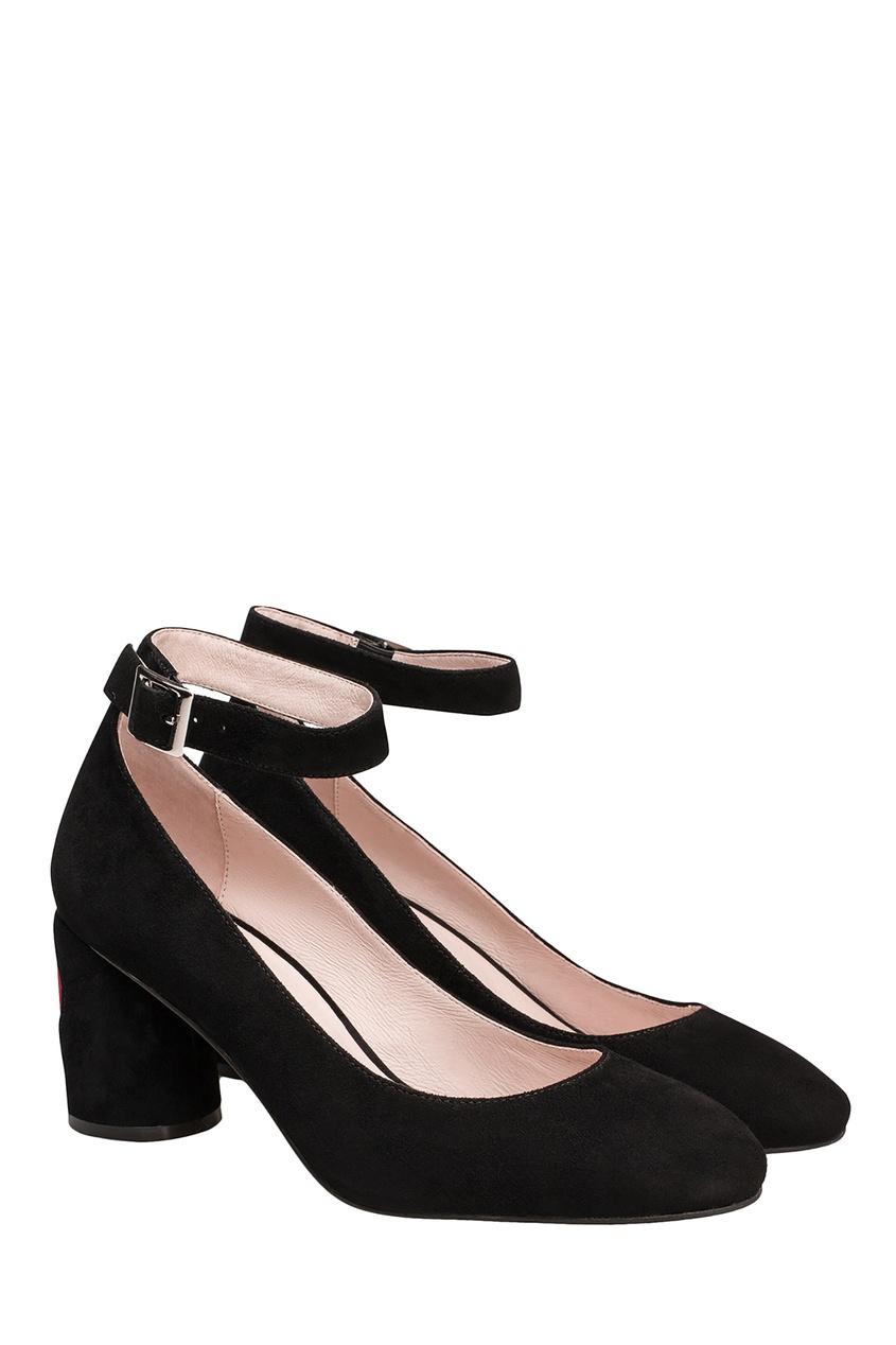 женские туфли portal, черные