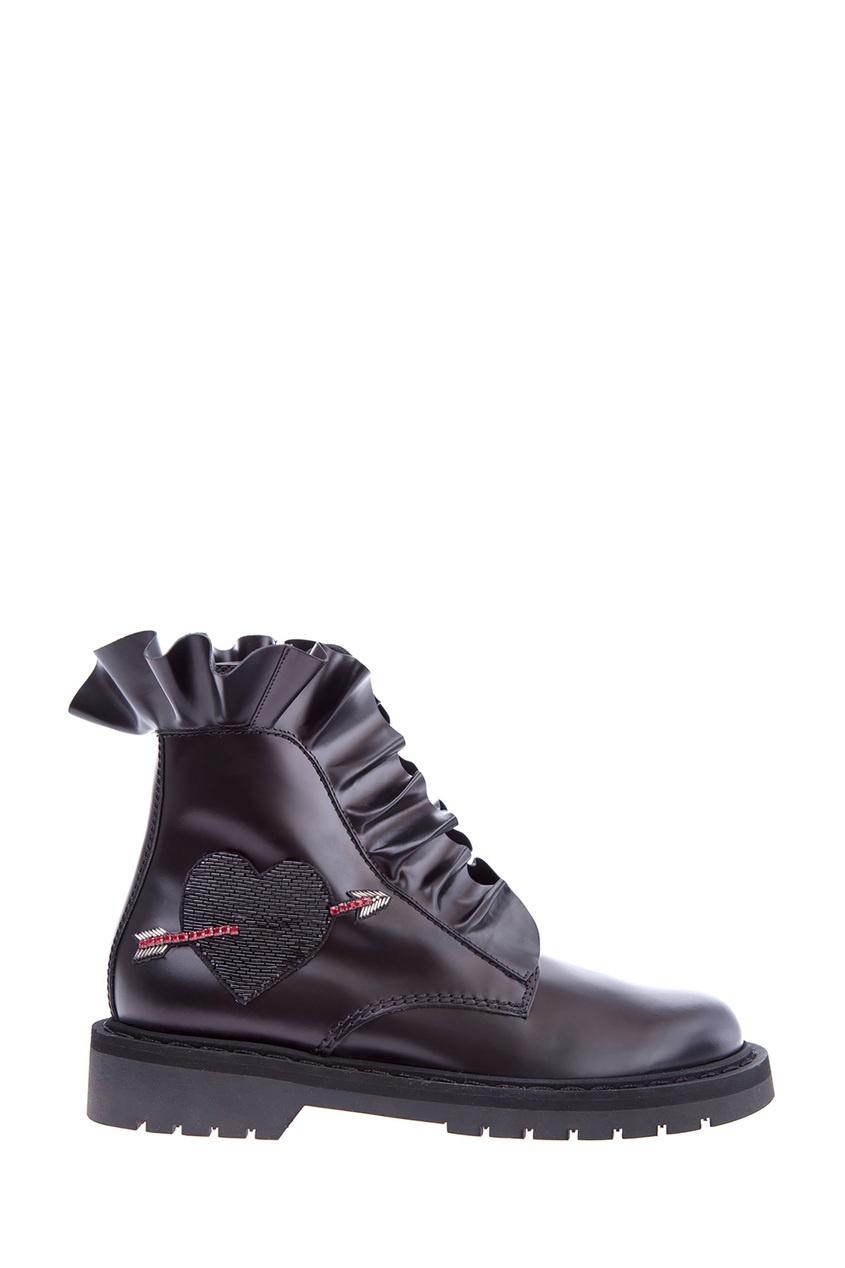 Ботинки Valentino 11901389 от Aizel