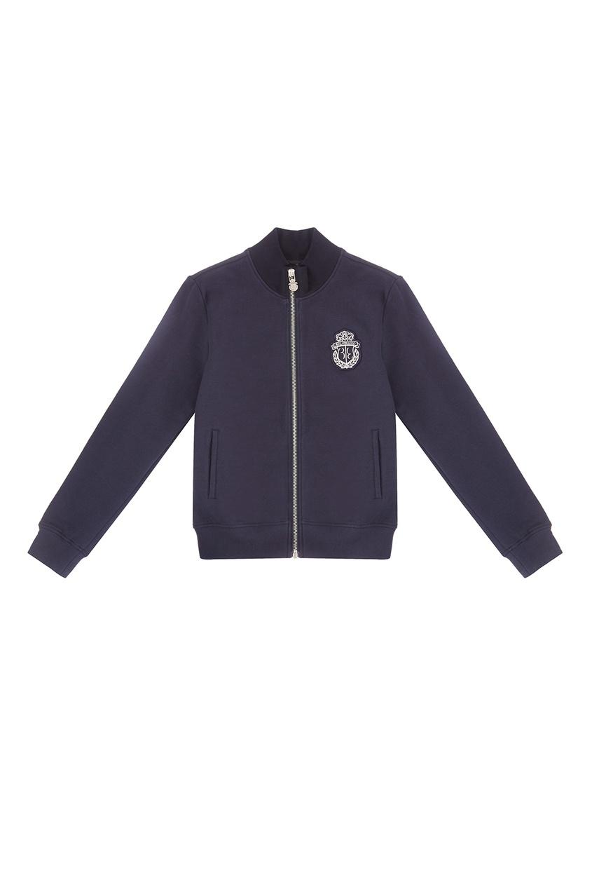 Синяя куртка на молнии Billionaire Boys Club