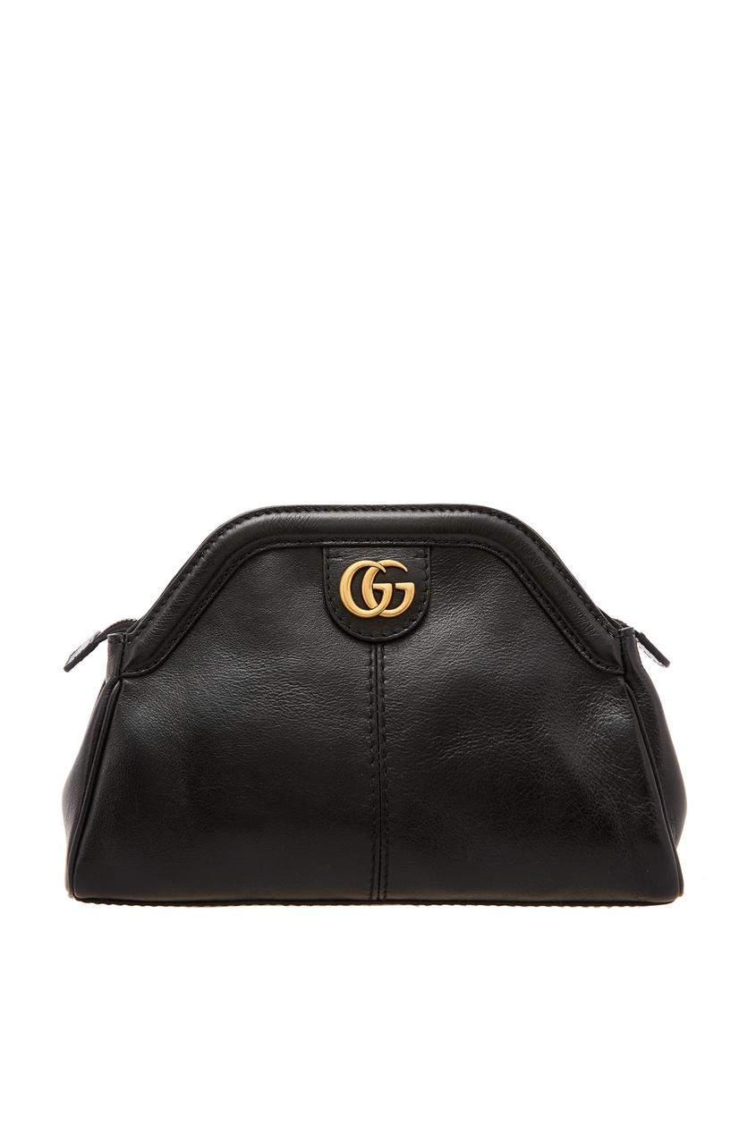 женская сумка gucci, черная