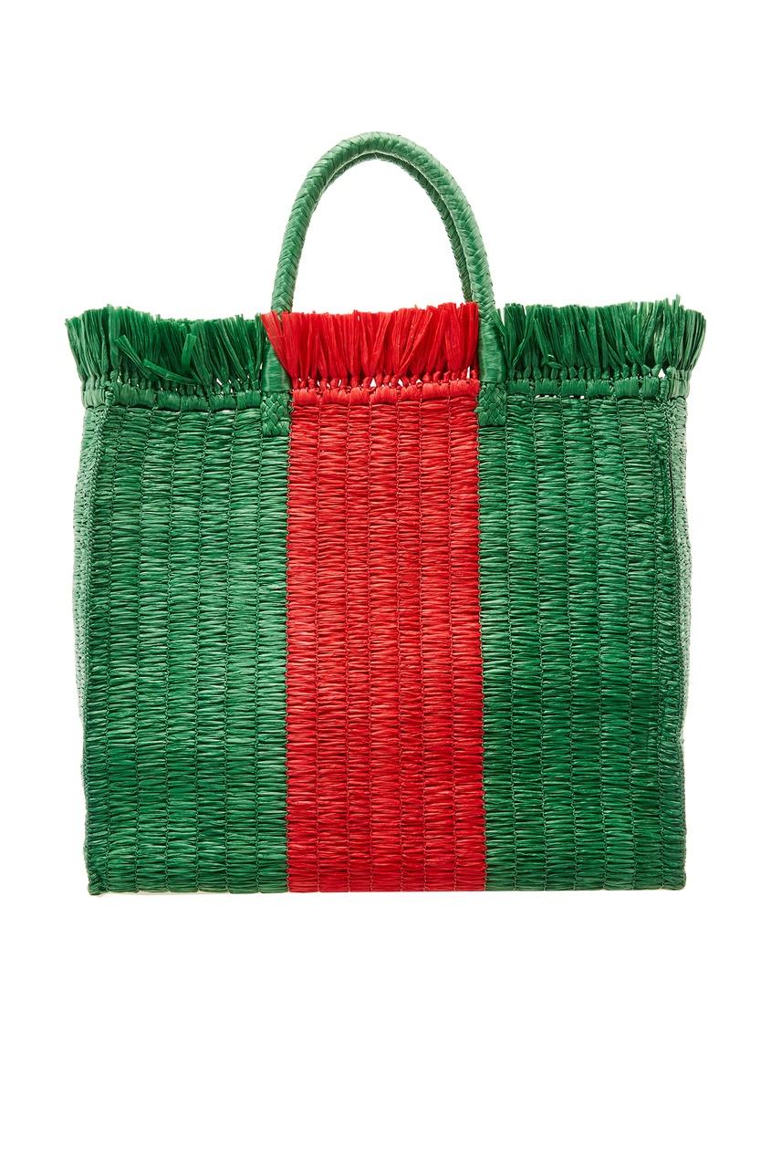 женская сумка gucci, зеленая
