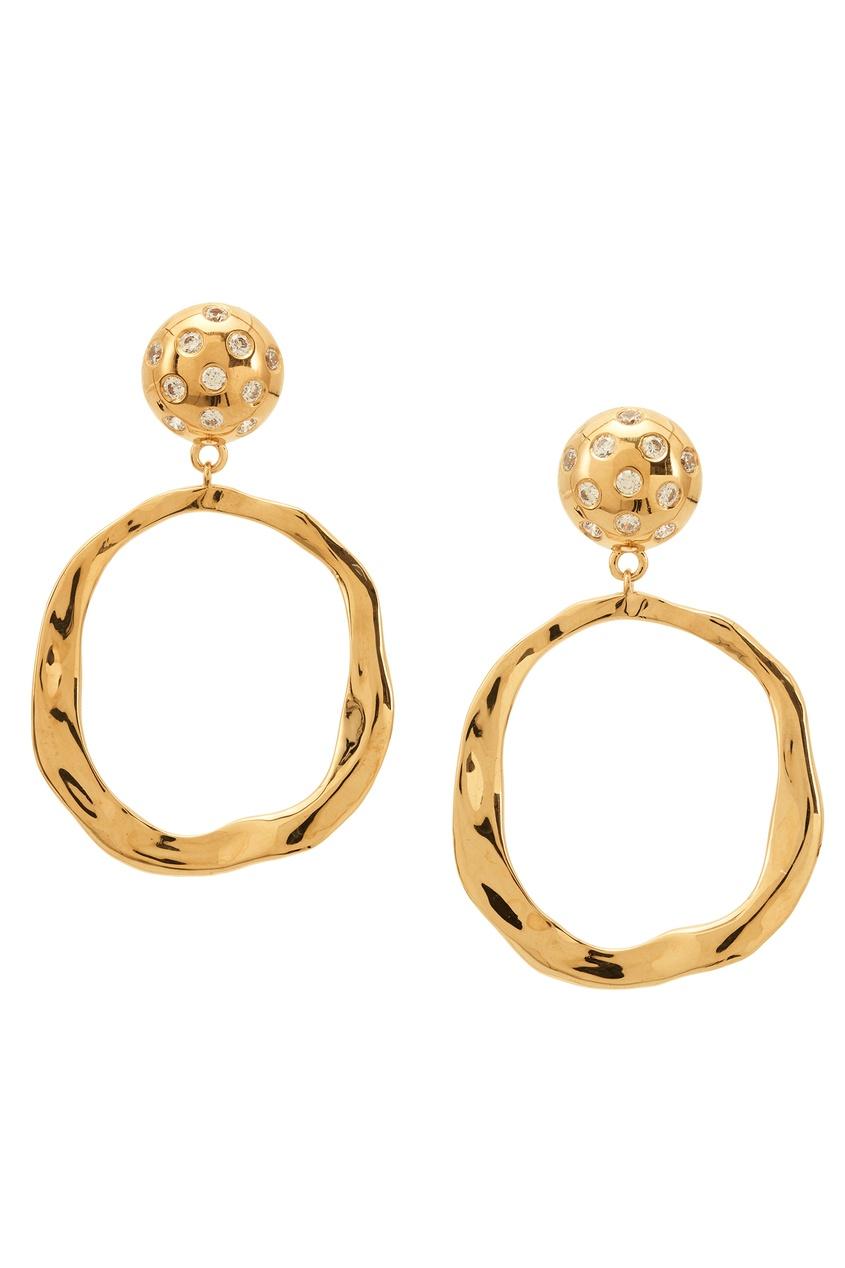 Серьги Copine  Jewelry 15636475 от Aizel