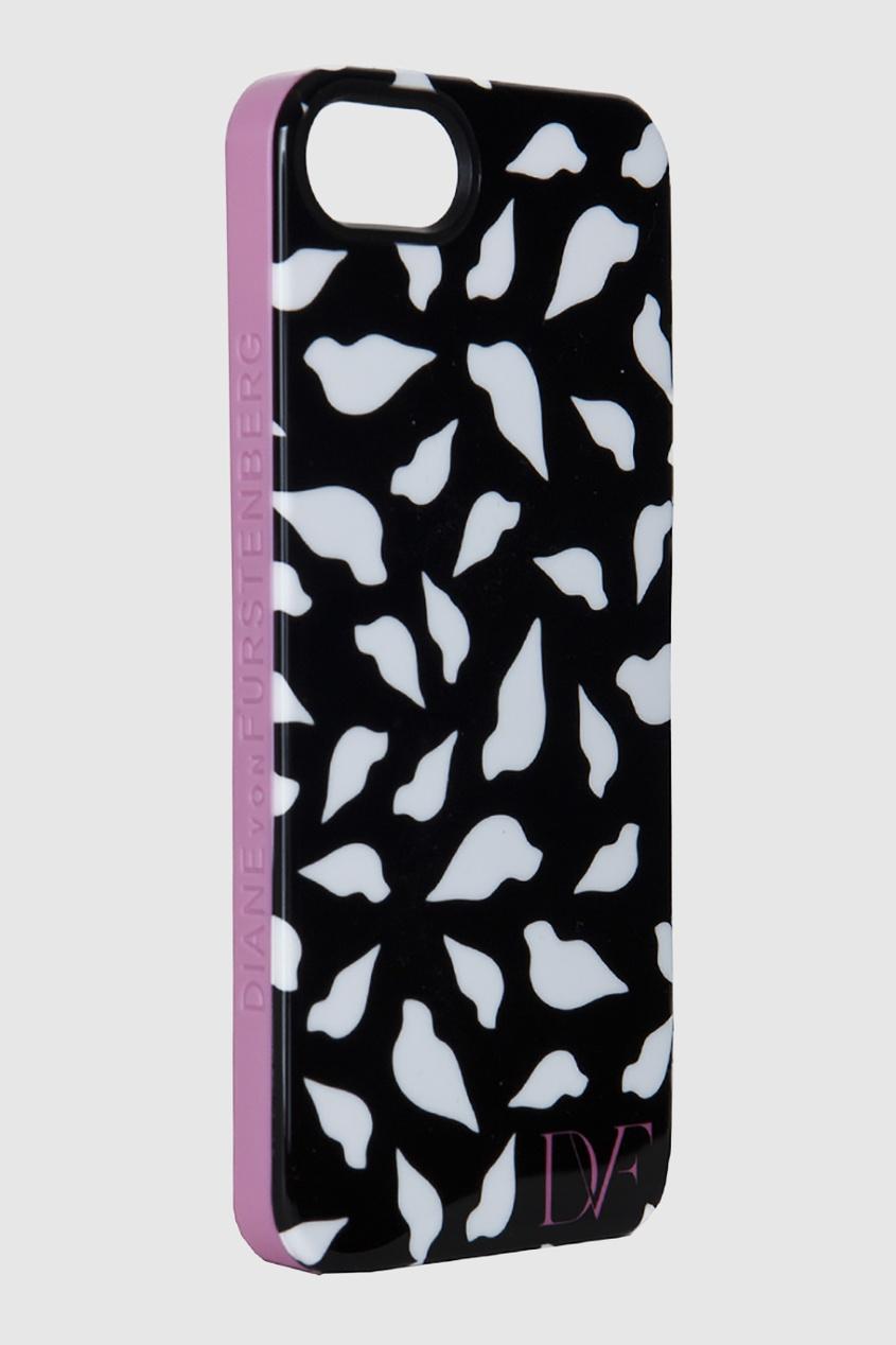 Чехол для iPhone 5 Lips Silhouette Black