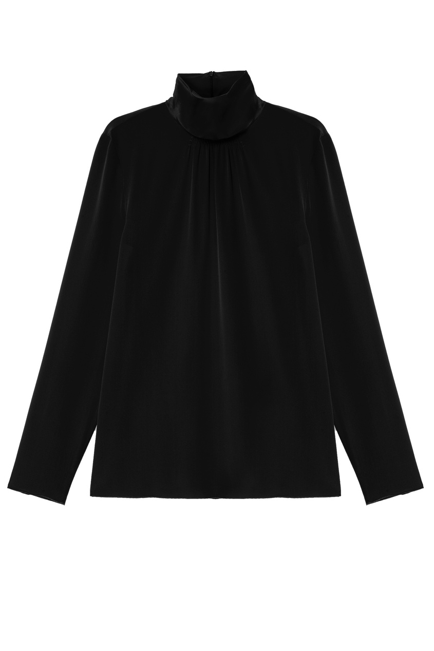 женская блузка red valentino, черная