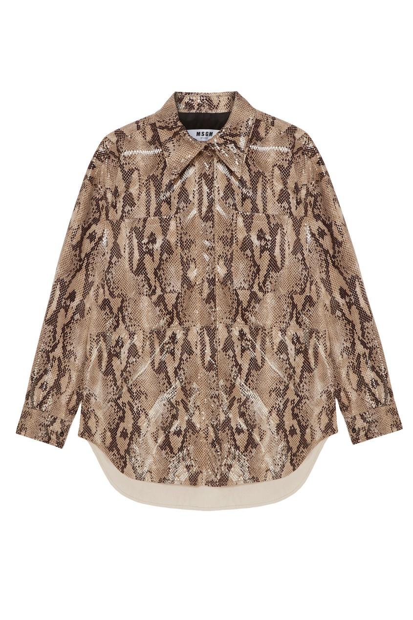 Блузка MSGM 15655789 от Aizel