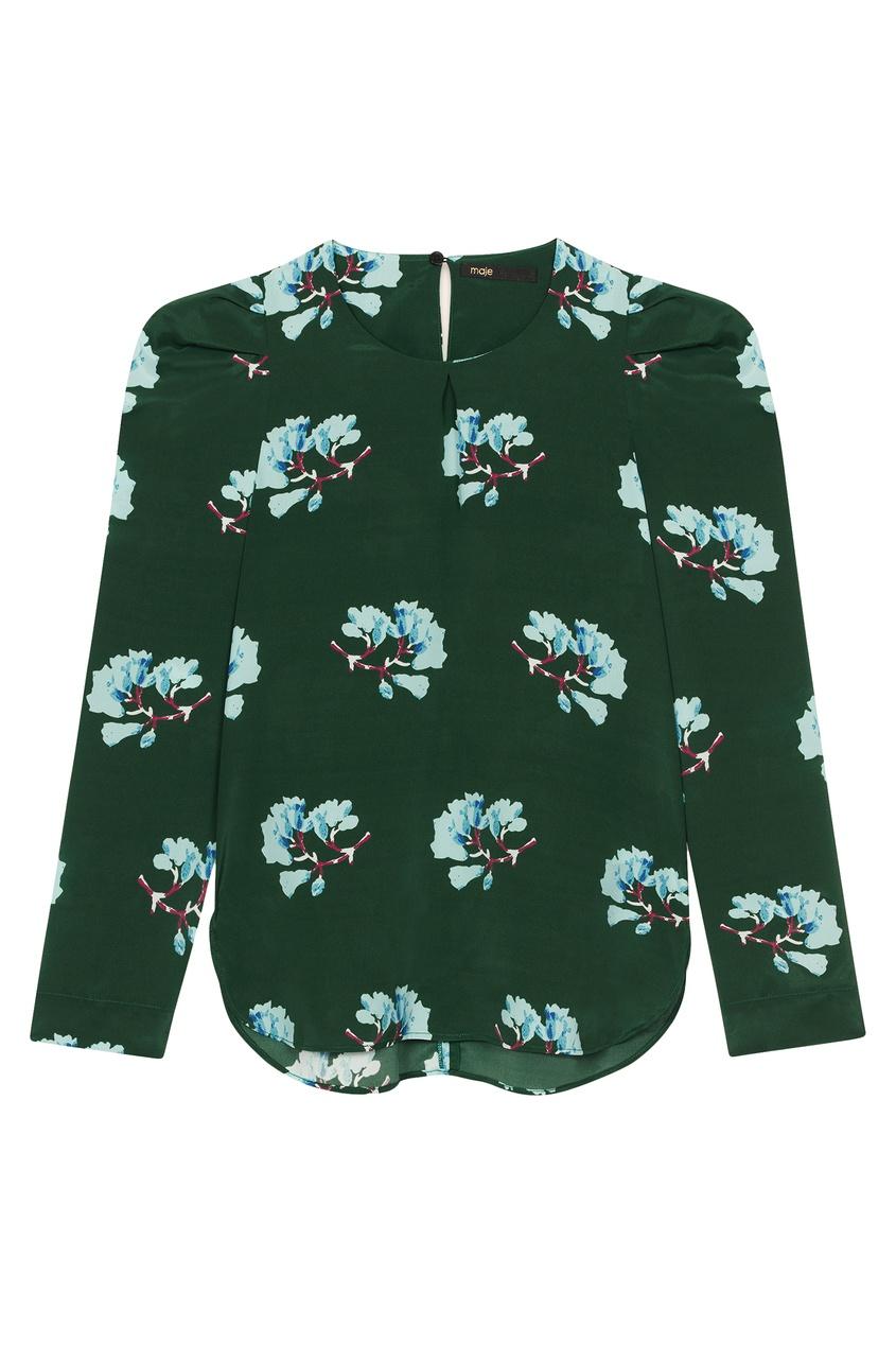 Блузка Maje 12172380 от Aizel