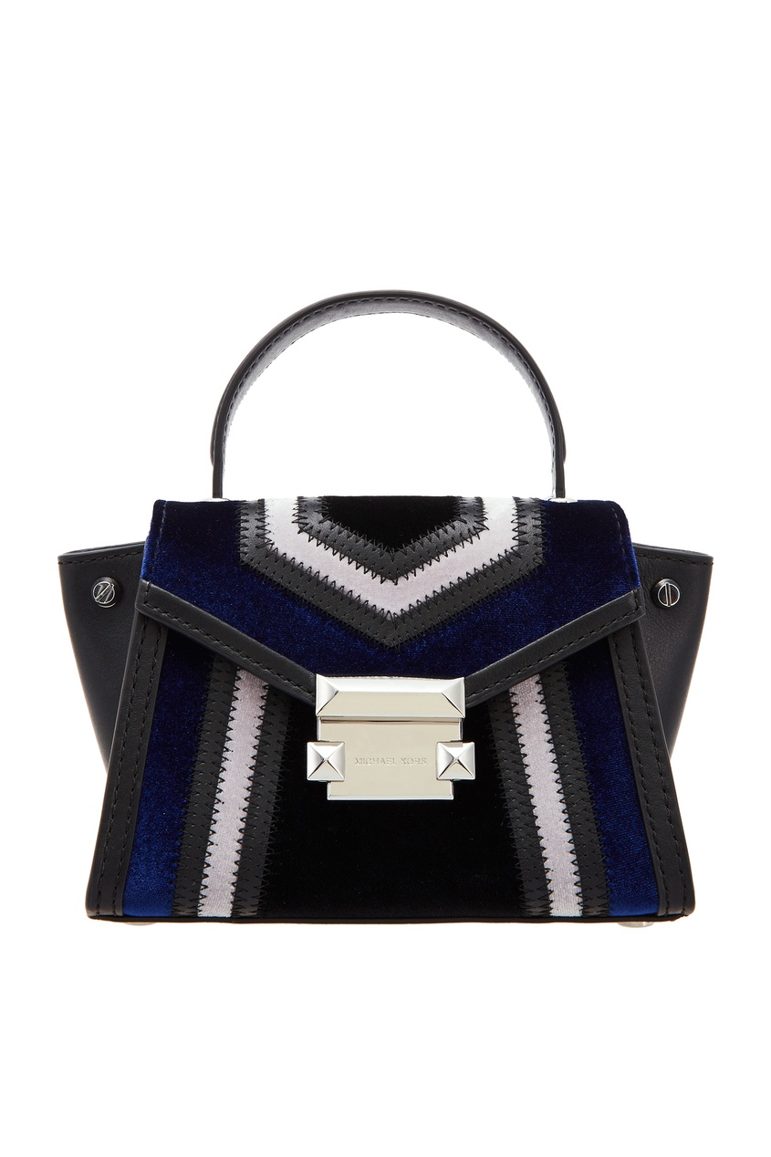 Комбинированная сумка Whitney MICHAEL MICHAEL KORS