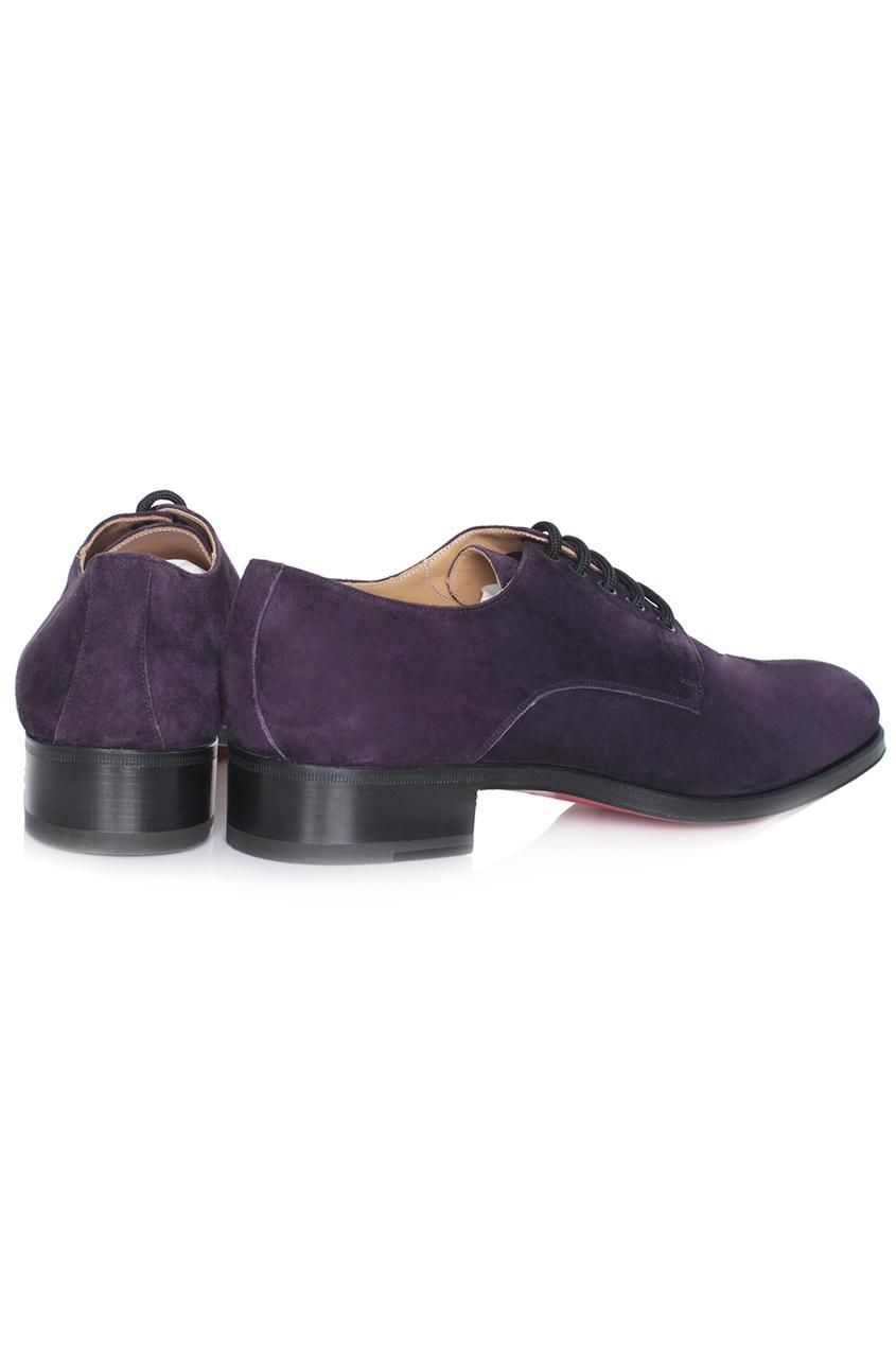 Замшевые туфли Chorale