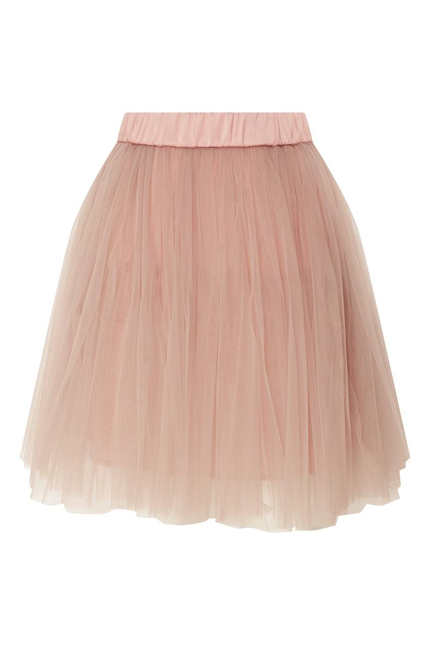Розовая юбка-пачка T-Skirt
