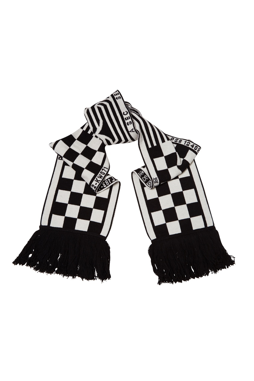 женский шарф proenza schouler, белый
