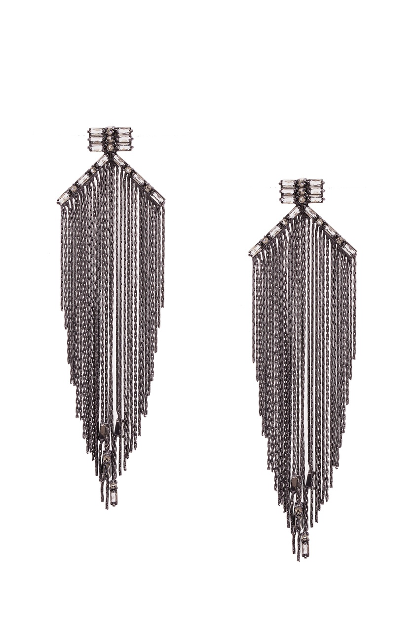 Серьги Caviar Jewellery 15655845 от Aizel