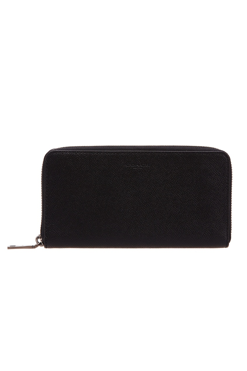 женский кошелёк coach, черный
