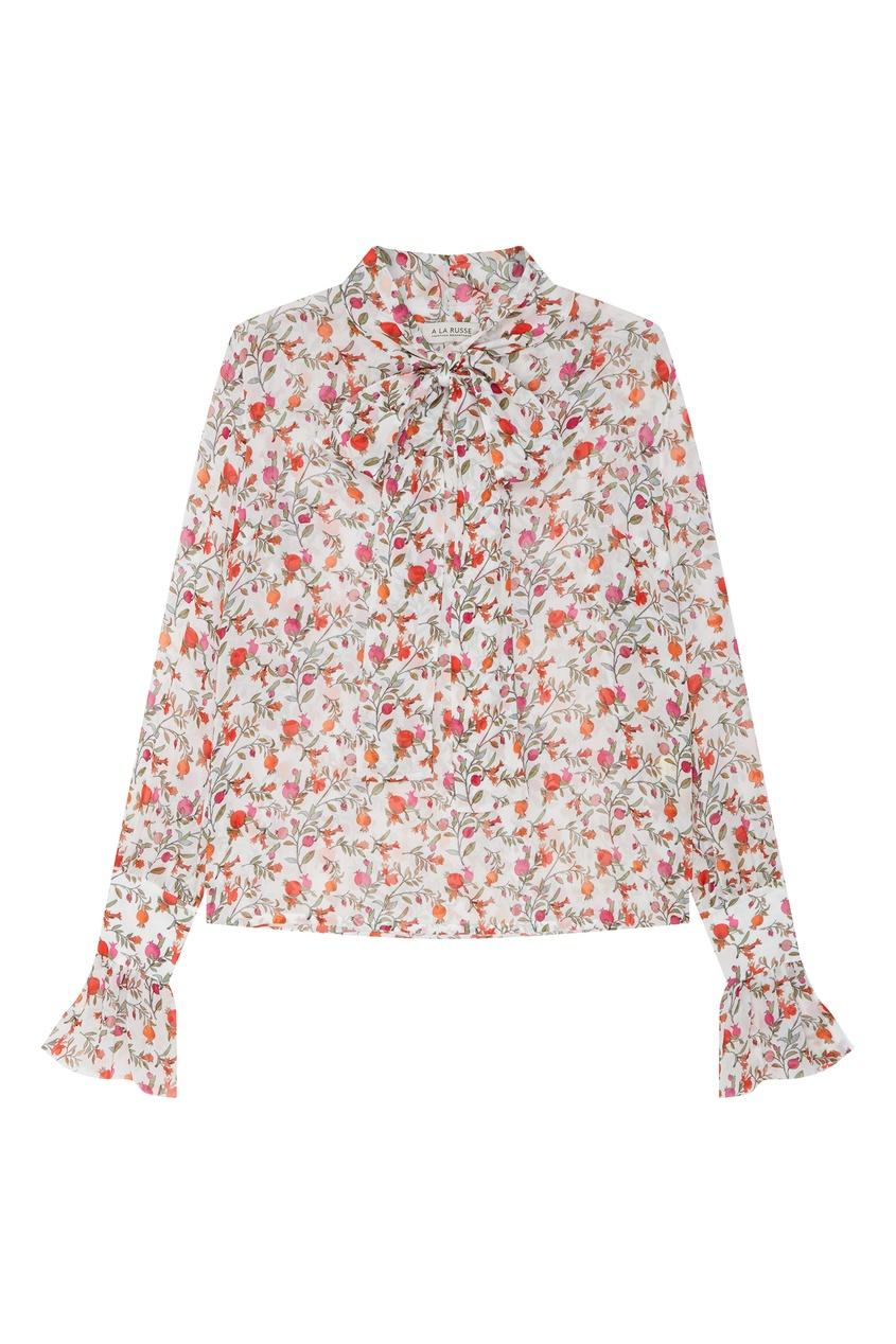 Блузка A LA RUSSE 14438123 от Aizel