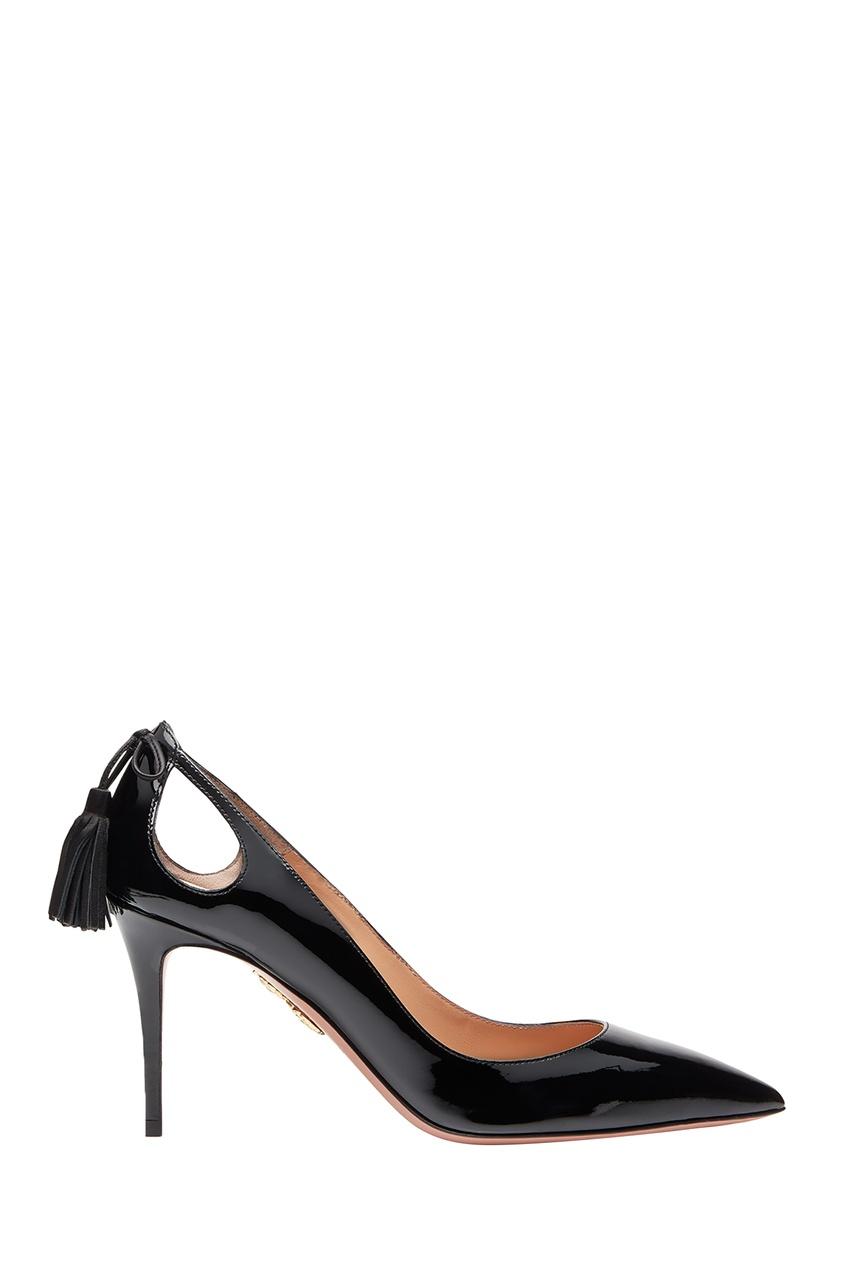Лаковые туфли Forever Marilyn 85 Aquazzura