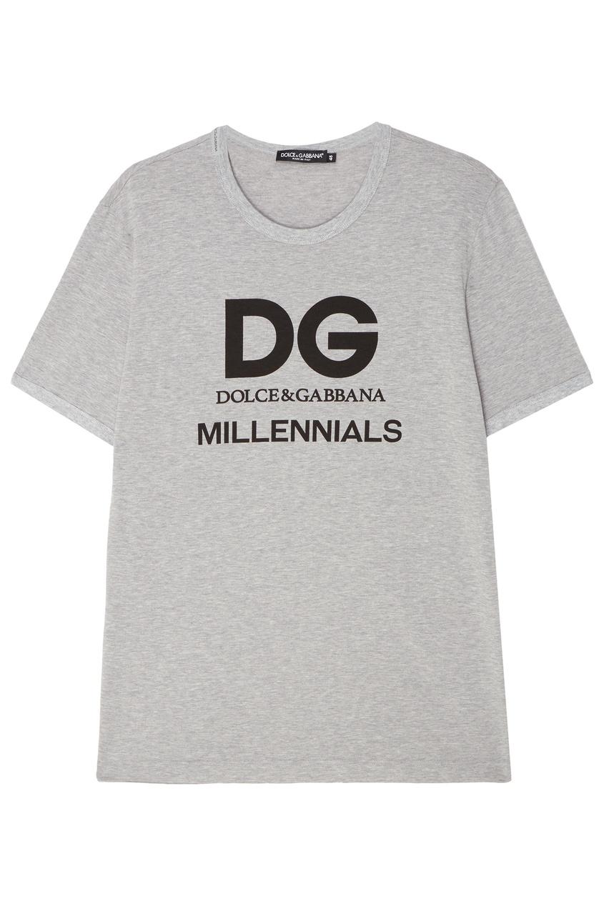 Футболка Dolce&Gabbana 15652227 от Aizel