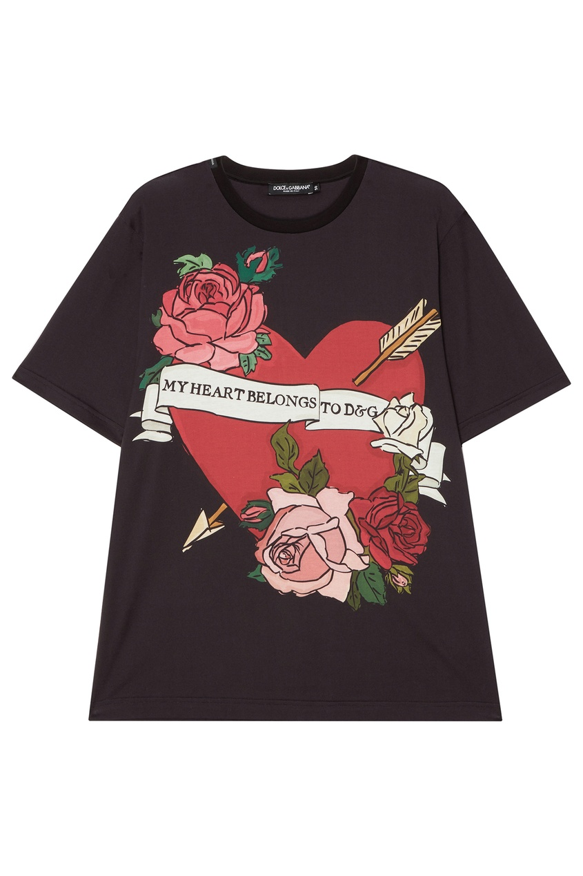 Футболка Dolce&Gabbana 15652251 от Aizel