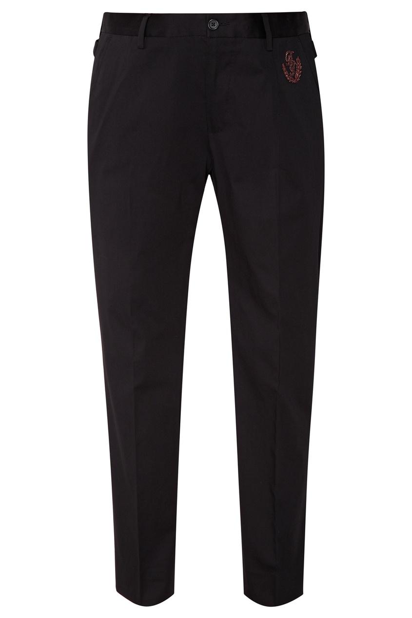 мужские брюки dolce & gabbana, синие